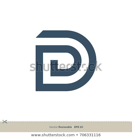 üzlet pénzügy profi logo sablon iroda Stock fotó © Ggs