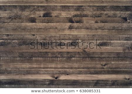 Textur alten Holz Planken abstrakten Holz Stock foto © OleksandrO