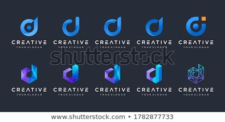 Alphabet D Stock photo © colematt