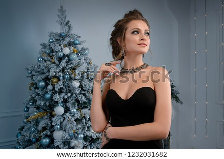 Woman showing off her new accessories Stock photo © photography33