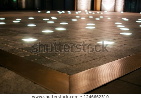 Paved Plaza Stock photo © rhamm