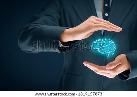 Headhunting. Business Concept. Stock photo © tashatuvango