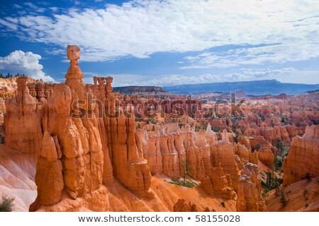 каньон · пород · амфитеатр · Запад · США - Сток-фото © weltreisendertj