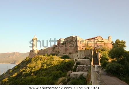 Forte Stella in Portoferraio Stock photo © Antonio-S