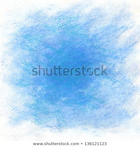 crayons · crayons · isolé · blanche · peinture · orange - photo stock © nito