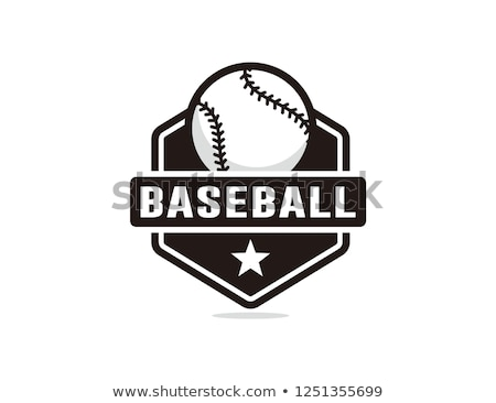 Baseball shield Stock photo © sifis