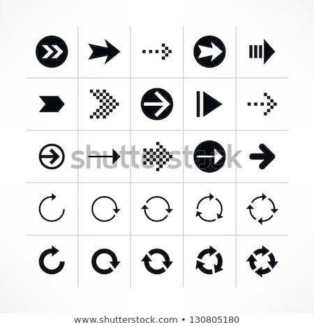 Modern Flat Icons Set 03 Stock photo © Genestro