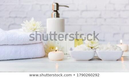 Asian massage spa natuurlijke organisch Stockfoto © travelphotography