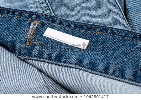 protection code on clothes Stock photo © phbcz