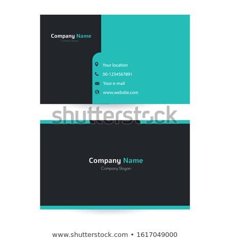 Foto stock: Negocios · presentación · moderna · diseno · estilo · colorido