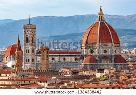 Floransa bazilika dizayn sanat İsa Stok fotoğraf © wjarek