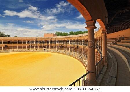 1 · アリーナ · スペイン · 旅行 · アーキテクチャ - ストックフォト © capturelight