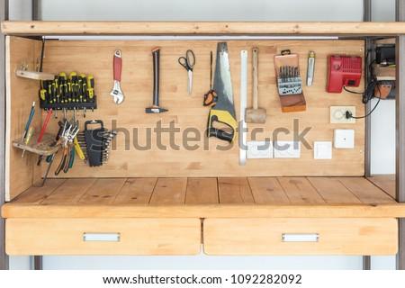 workbench stock photo © kitch