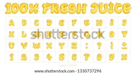 100 pour cent originale jaune vecteur icône Photo stock © rizwanali3d