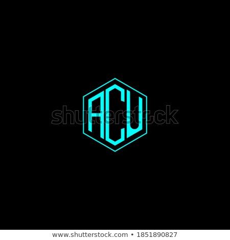 Botón 3d promedio usuarios delgado aluminio Foto stock © tashatuvango