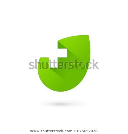 Green medical cross graphic design template vector Stock photo © haris99