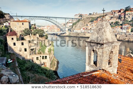 Bridges of the Douro River Stock photo © ribeiroantonio