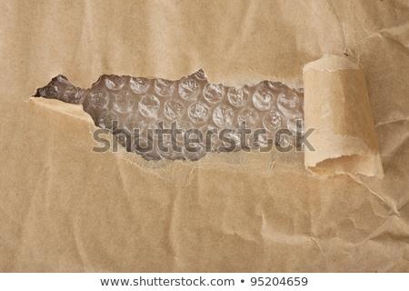 бумаги частей готовый дизайна навыки текстуры Сток-фото © posterize