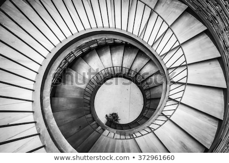 lighthouse white spiral Stock photo © smithore