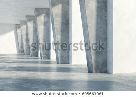 Old Concrete Buildings : Old concrete building stock photo jim mills njnightsky