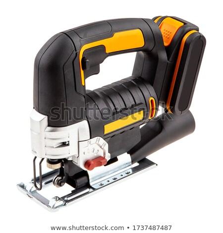 Sawing machine Stock photo © Hofmeester
