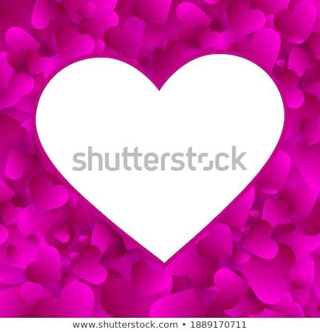 Couple photoframes isolated on white background Stock photo © alexandkz