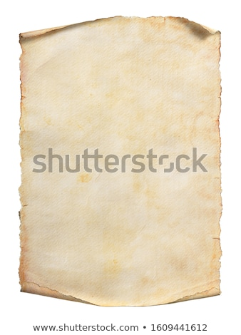 Pergamino papel textura fondo signo Foto stock © sqback