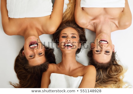 Spa girl Stock photo © pressmaster