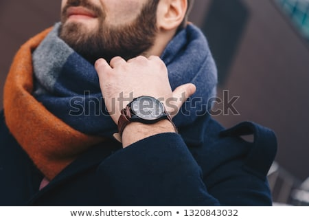 çekici genç moda adam bir Stok fotoğraf © feedough