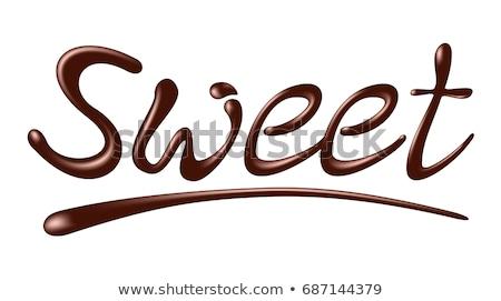 Stream woord illustratie 3D gerenderd business Stockfoto © Spectral