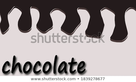 Even more chocolate. Stock photo © lithian
