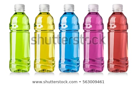 Flavoured Sports Drinks Stock photo © kitch