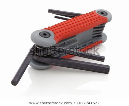allen wrench set stock photo © teamc
