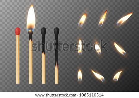 ignición · partido · luces · segundo · resumen · humo - foto stock © deyangeorgiev
