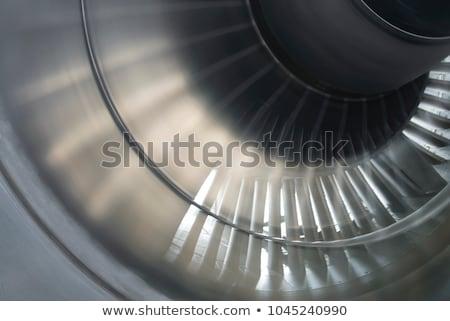 wind engine in motion Stock photo © meinzahn