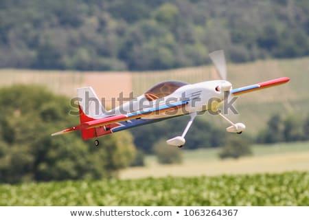 RC plane Stock photo © artfotoss