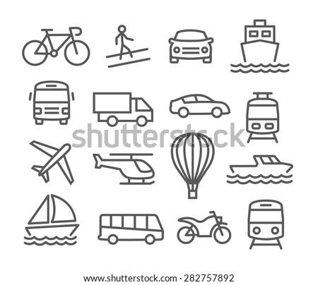 Helikopter vonal ikon sarkok háló mobil Stock fotó © RAStudio