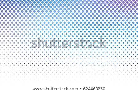 Blauw abstract vol scherm licht Stockfoto © zven0