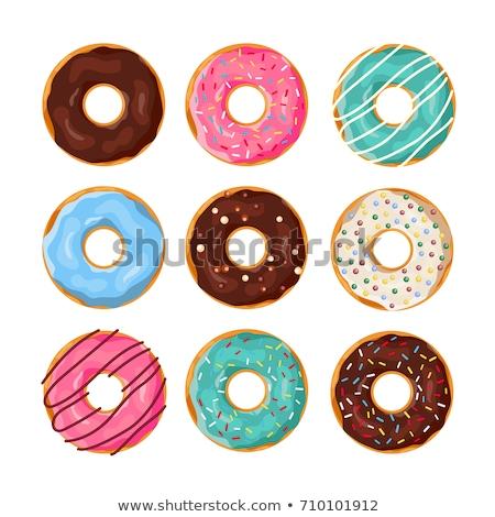 Vetor estilo ícones colorido moderno Foto stock © freesoulproduction