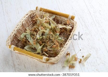 Dried lime blossom  stock photo © deyangeorgiev