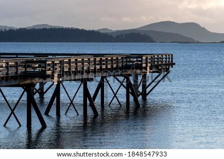 Sidney pier Stock photo © fotogal