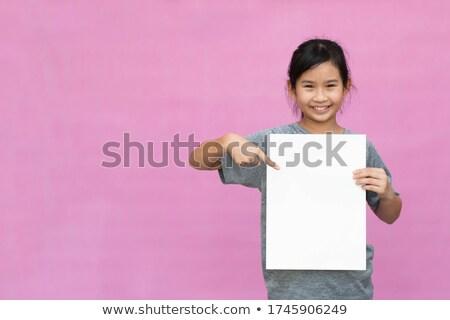 retângulo · lousa · branco · giz · apagador - foto stock © taigi