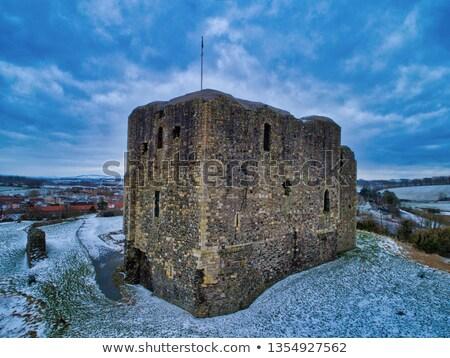 城 スコットランド 旅行 アーキテクチャ ヨーロッパ 歴史 ストックフォト © phbcz