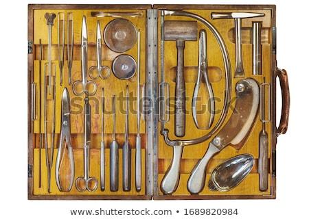 old instruments Stock photo © Hochwander