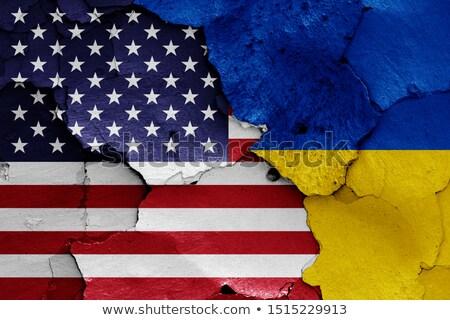 米国 ウクライナ 米国 アメリカ 国 ストックフォト © tony4urban