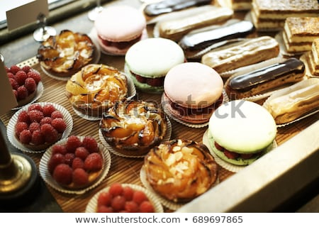 french pastries stock photo © philipimage