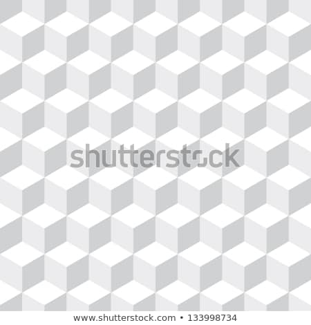 Stock photo: summer in 3d cubes