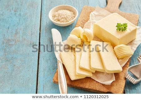 vintage butter curler Stock photo © Digifoodstock
