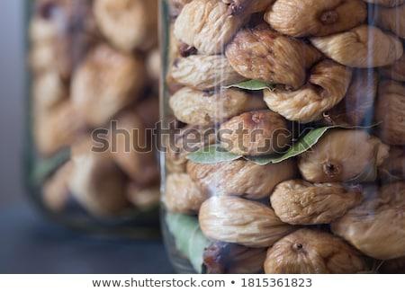 Orgânico secas escavar comida fruto Foto stock © Digifoodstock