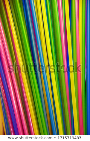 Multicolour cocktail pattern Stock photo © cienpies